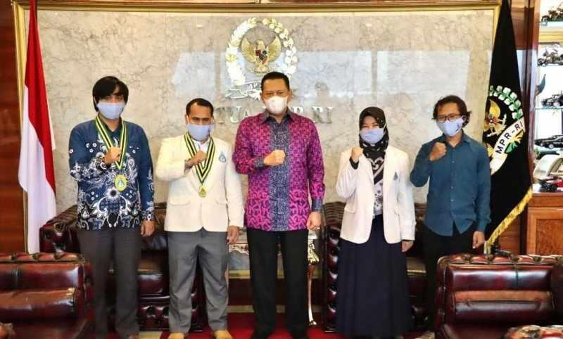 Bamsoet Gandeng Generasi Muda Islam Ikut Tangkal Penyebaran Radikalisme dan Ekstremisme