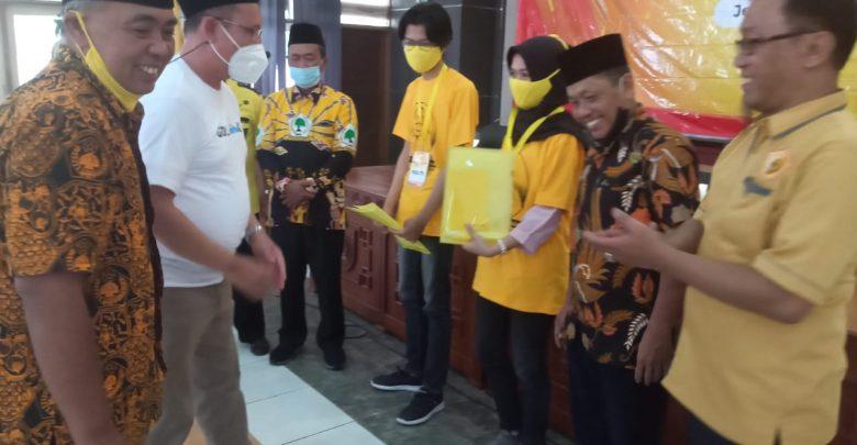 Dihadiri Muhammad Nur Purnamasidi, Ormas MKGR Jember Gelar Sekolah Politik Angkatan ke-3