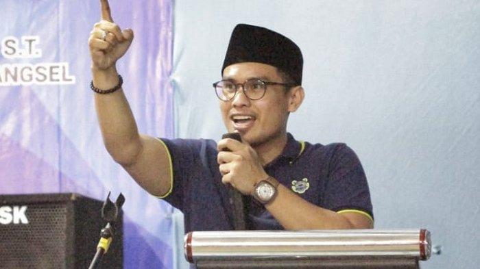 Representasi Kaum Muda, Ini Janji Pilar Saga Ichsan di Pilkada Kota Tangsel 2020