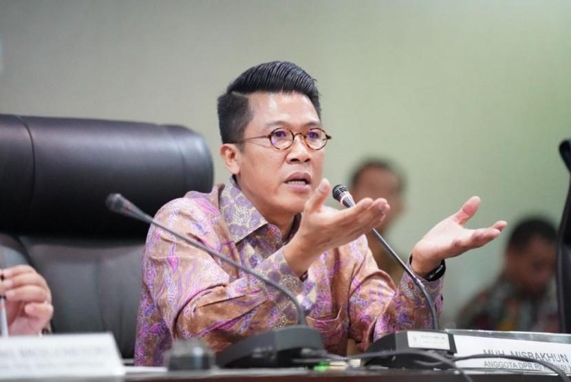 Misbakhun Nilai Campur Tangan Pemerintah Tunjuk Dewan Pengawas Ganggu Independensi BI dan OJK