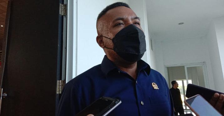 Dukung Munas KADIN, Anggota DPRD Kota Kendari Rajab Jinik: Ekonomi Tetap Jalan Meski Pandemi