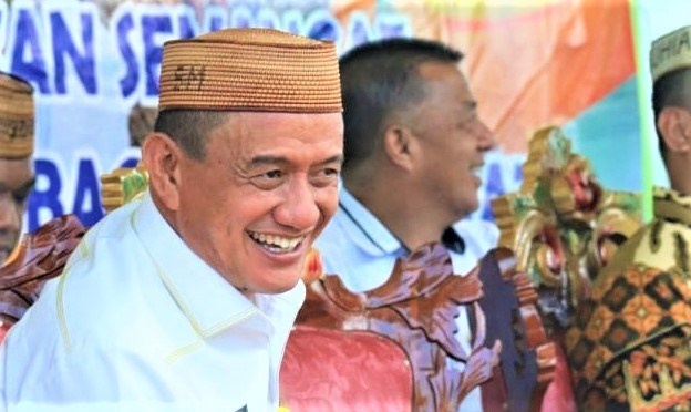 Nurdin Halid Ajak Seluruh Kader Golkar Pohuwato All Out Menangkan Saipul Mbuinga-Suharsi Igirasa