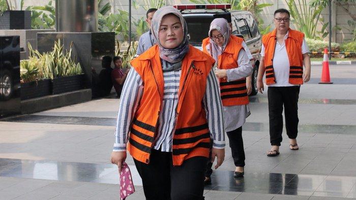 Neneng Hasanah Telah Kembalikan 11 Miliar Uang Suap Proyek Meikarta Ke KPK