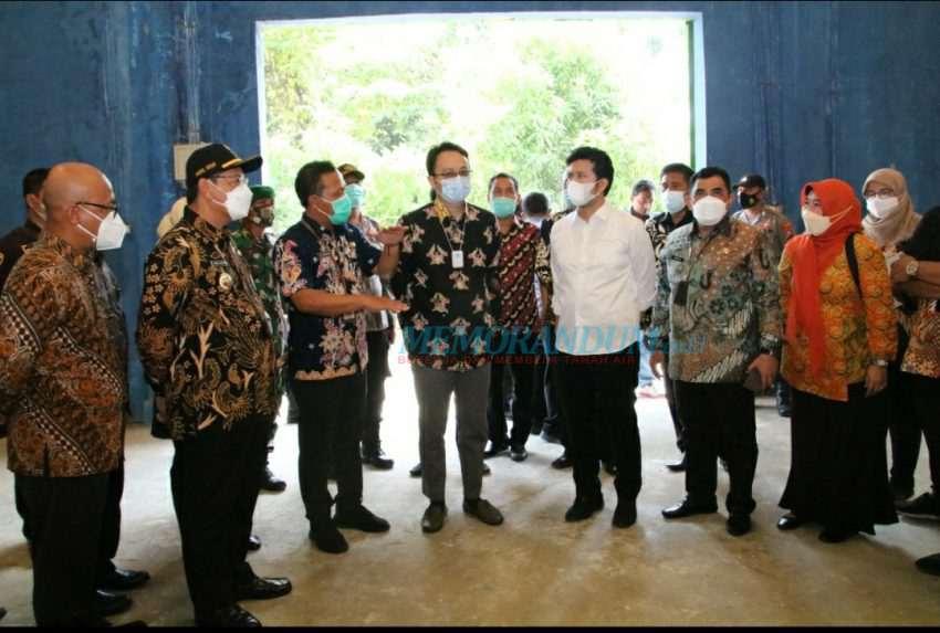 Bikin Petani Sejahtera, Wamendag Jerry Sambuaga Dorong Optimalisasi SRG di Lamongan