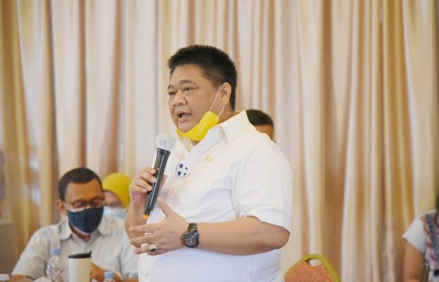 Jadi Daya Ungkit Ekonomi RI, Ridwan Hisjam Dorong Pertumbuhan Kawasan Industri Halal di Indonesia