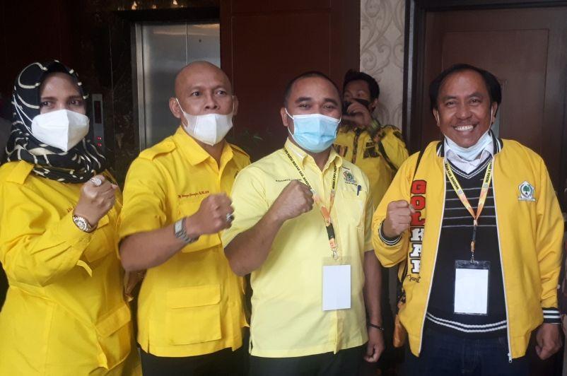 Diwarnai Aksi Walkout, Sugianto Ditetapkan Jadi Ketua Golkar Kabupaten Bandung