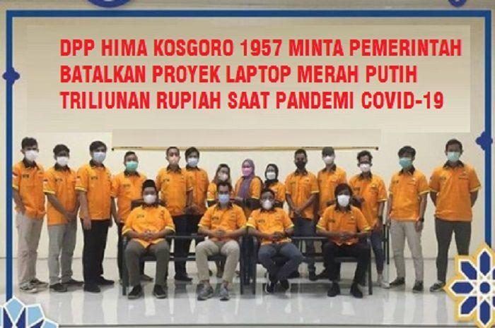 Lukai Perasaan Rakyat, HIMA Kosgoro 1957 Desak Pengadaan Laptop Triliunan Rupiah Ditinjau Ulang