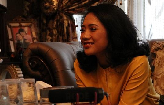 Puteri Komarudin Prihatin Utang Masyarakat Menumpuk Karena Bank Emok
