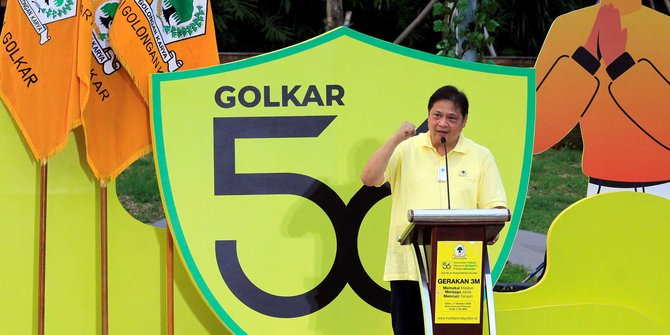 Maman Abdurrahman Tegaskan Golkar Tak Takut Duet Gerindra-PDIP di Pilpres 2024
