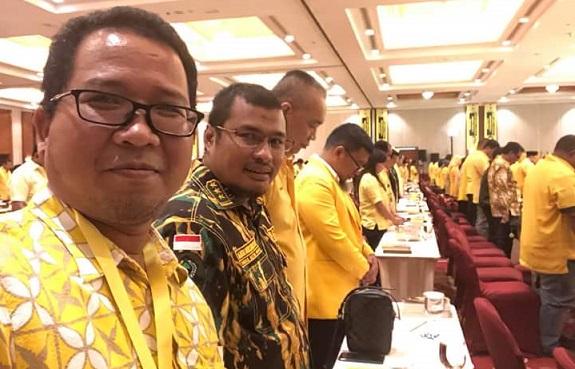 Fungsionaris Golkar Desak DPP Segera Gelar Pleno Sesuai Arahan Dewan Pembina