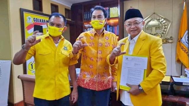 Pilkada Jambi 2020, Cek Endra Resmi Kantongi Rekomendasi DPP Golkar