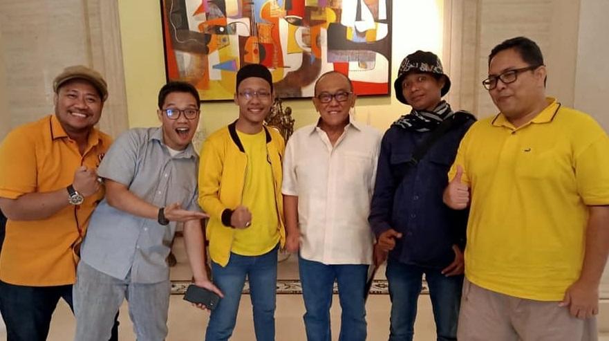 Wakili Kaum Milenial, Syahrul Ramadhan Siap Bersaing di Musda Golkar Kota Bekasi
