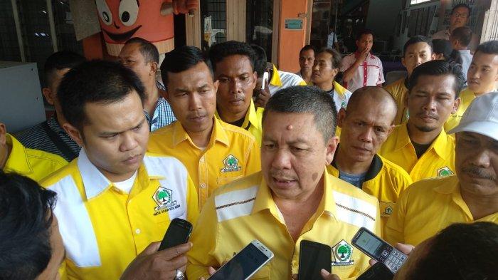Syaf Lubis Ajak Kader Golkar Medan Perjuangan Menangkan Bobby Nasution