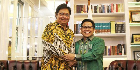 Pengamat: 2 Poros Bakal Bertarung di 2024, Prabowo-Puan Vs Airlangga-Cak Imin