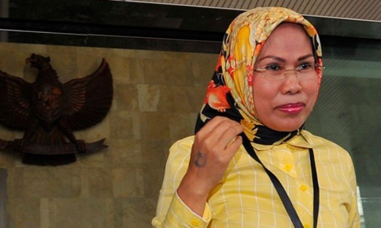 Ratu Tatu Chasanah Bakal Jadi Calon Tunggal Musda Golkar Banten