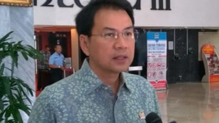 Azis Syamsuddin Desak Polri Usut Tuntas Aksi Penyerangan dan Pembakaran Polsek Ciracas