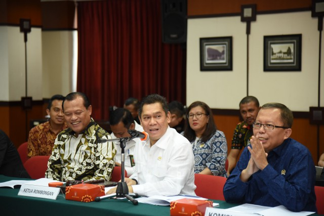 Kunjungi Pengadilan Tinggi DKI, Adies Kadir Temukan Sarana Prasarana Belum Memadai
