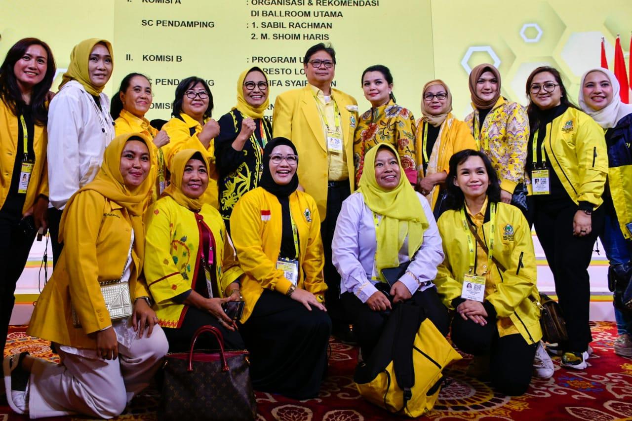 Profil 2 Sosok Kader Perempuan Yang Dipercaya Jadi Waketum DPP Golkar