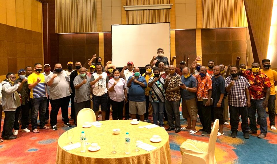 Musda Golkar Papua Barat, Victor May Sebut Pertandingan Berakhir Sebelum Dimulai