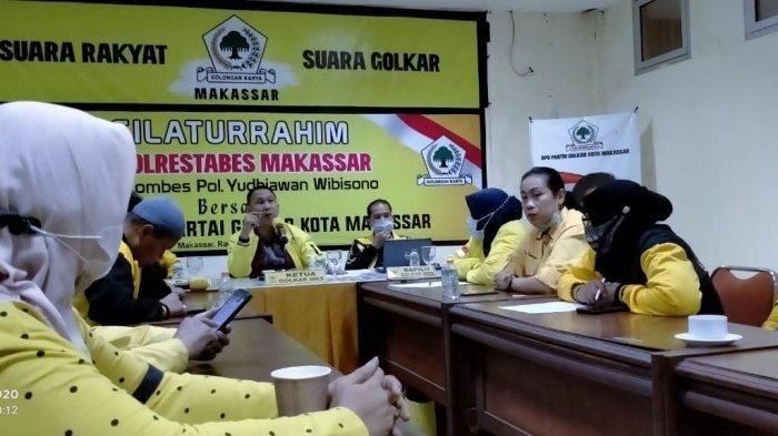 Menangkan None-Zunnun, Golkar Makassar Panaskan Mesin Partai Bentuk Bappilu dan BSN