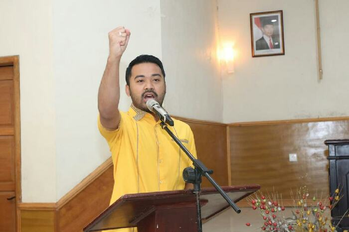 Ketua DPRD Solok Selatan Zigo Rolanda, Sosok Politisi Muda Tanpa Rekam Jejak Tercela