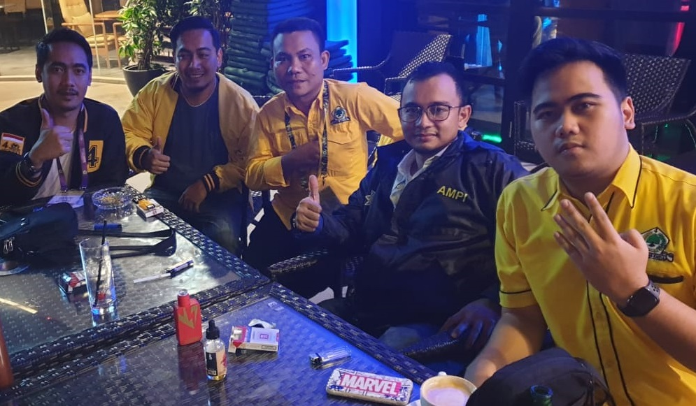 Merasa Partai Dilecehkan Pengamat, Wakil Ketua Golkar Labuhanbatu Ancam Somasi