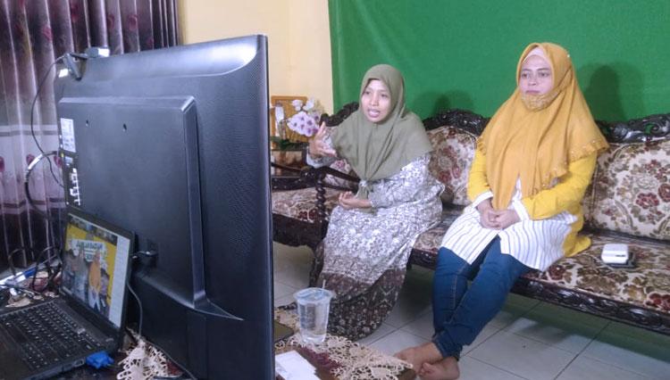 Tingkatkan Kualitas Kader Perempuan, IIPG Golkar Jatim Gelar Pelatihan Online Optimasi Medsos