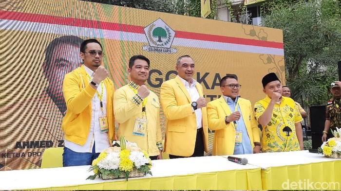Ini Susunan Pengurus DPD I Partai Golkar DKI Jakarta Periode 2020-2025
