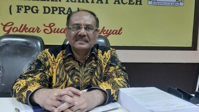 Gantikan Hendra Budian, TM Nurlif Tunjuk Aramiko Aritonang Jadi Plt Ketua Golkar Bener Meriah