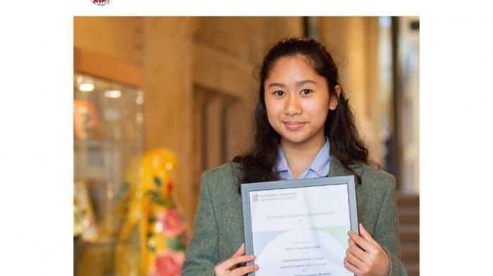 Cucu Ketua Dewan Pembina Golkar, Aburizal Bakrie Jadi Siswa Terbaik Dunia Versi IGCSE