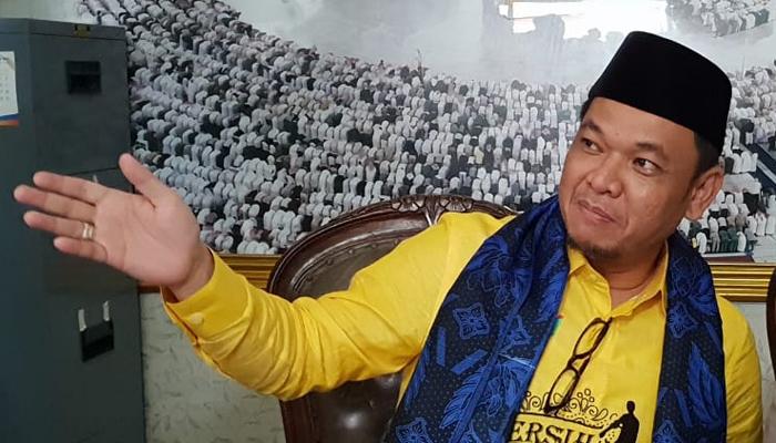 Cegah Wabah Corona, Ace Hasan Minta Umat Islam Patuhi Fatwa MUI Shalat Jumat di Rumah