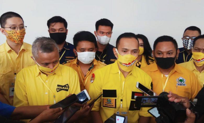 Mahkamah Partai Nyatakan Dirinya Sah Jadi Ketua, Rusli Prihatevy Gaspol Majukan Golkar Kota Bogor