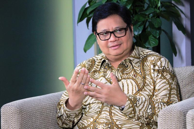 Ketum Airlangga Minta Balitbang Golkar Sumbang Pemikiran Untuk Roadmap Indonesia Maju 2025-2035