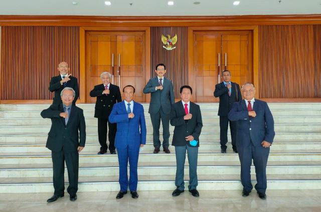DPR Sahkan 8 Anggota Dewan Energi Nasional 2020-2025, Ada Nama Satya Widya Yudha