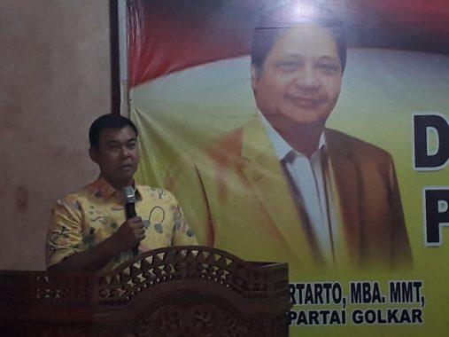 AMPG Lampung Gelar Orientasi, Rycko Menoza Berbagi Pengalaman