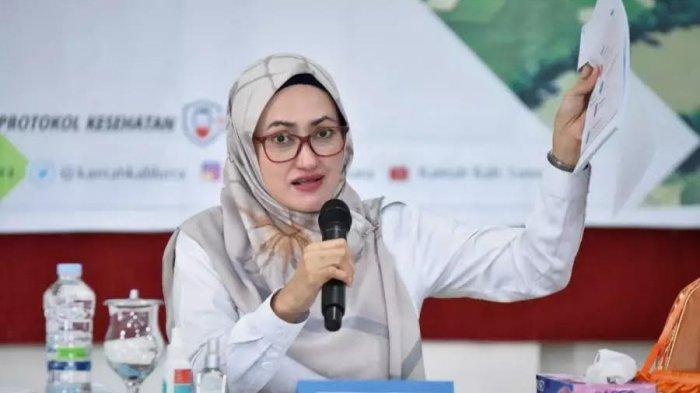 Sempat Tolak Ajakan Taufan Pawe, Kini Indah Putri Indriani Buru Kursi Ketua Golkar Luwu Utara