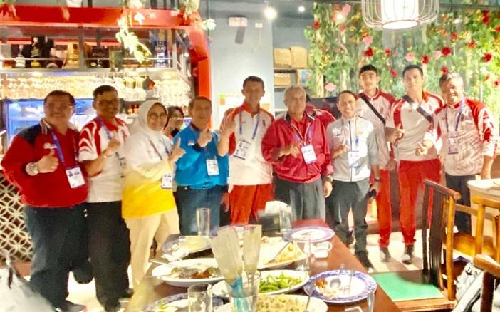 Hetifah Bangga Perjuangan Timnas U-23 Indonesia Hingga Ke Final SEA Games 2019