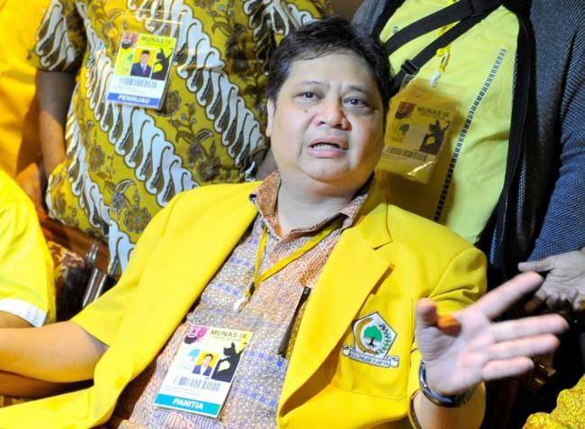 Airlangga Janji Bakal Rampungkan Pembangunan Gedung DPP Golkar