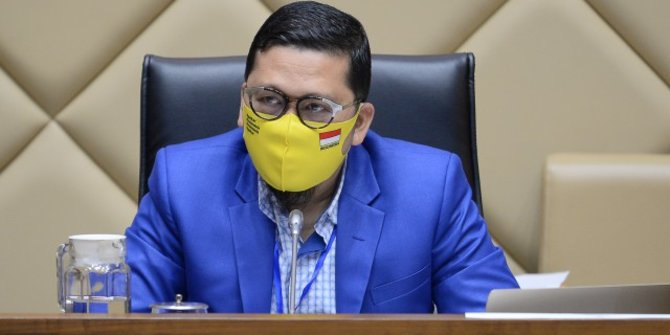 Ahmad Doli Kurnia: Golkar Sepakat Usul Pemerintah, Hari Pencoblosan Pemilu 15 Mei 2024