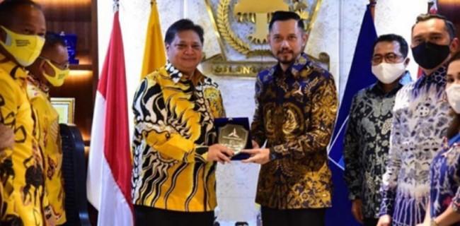Duet Airlangga-AHY, Alternatif Pemimpin Indonesia di Pilpres 2024