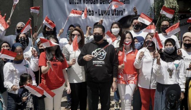 Bamsoet Ajak Masyarakat Jadikan HUT RI Ke-75 Momentum Merdeka Dari Jajahan COVID-19