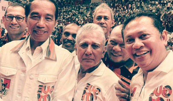 Kader Pemuda Pancasila di DPD I dan DPD II Golkar se-Indonesia Siap Menangkan Bamsoet