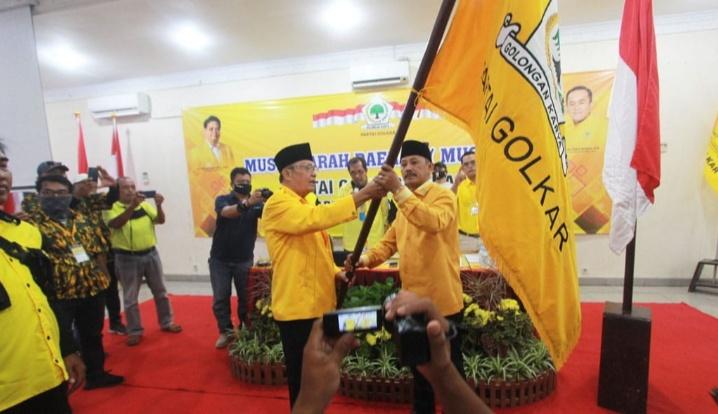 Musda Golkar Indramayu Dinilai Cacat Hukum, DPD I Golkar Jabar Siapkan Sanksi