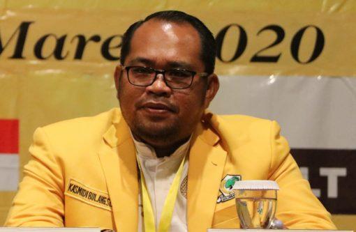Kasmidi Bulang Optimis Diusung Golkar di Pilkada Kutai Timur