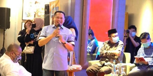 Ketua MPR Bakal Jadikan Bamsoet Center Lembaga Kajian Kebangsaan
