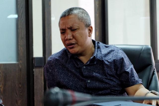Teddy Jun Askara Minta Gubernur Gratiskan Biaya SPP SMA/SMK se-Kepri
