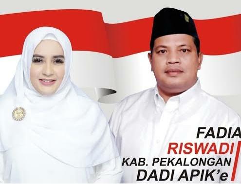 Mengenal Sosok Fadia Arafiq-Riswadi, Pemenang Pilkada Kabupaten Pekalongan