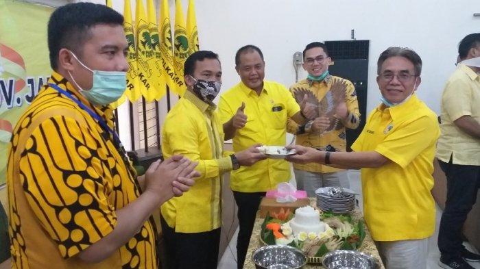 Panggah Susanto Tunjuk Ketua Tim Pemenangan Pilkada se-Jawa Tengah di Tiap Eks Karesidenan