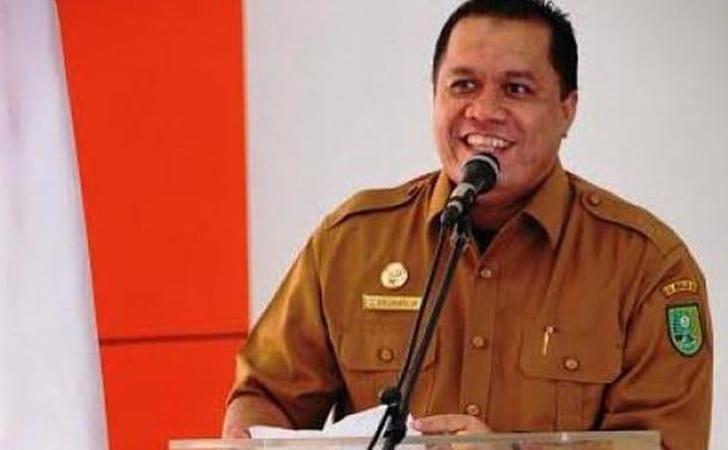 Ketua Golkar Inhu Yopi Arianto Santer Dikabarkan Pindah Partai, Pimpin Nasdem Riau