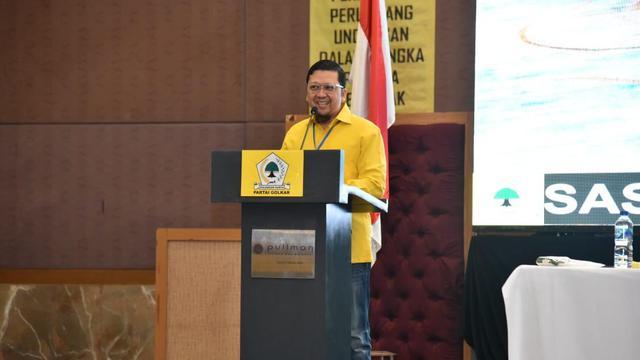 Ahmad Doli Kurnia Ingatkan KPU Ancaman Klaster Baru Corona Saat Penetapan Paslon Pilkada 2020
